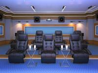3d picture interior