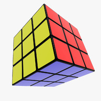 s cube 3d max