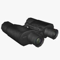 binoculars obj