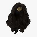 Wig 3D models