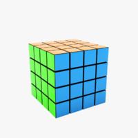 fbx rubik s cube