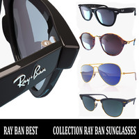 ray ban collection