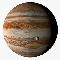 Jupiter & Moons 4K