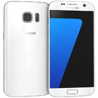 samsung galaxy s7 white 3ds