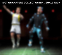 Motion Capture Collection BIP _ small pack