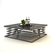 3d eichholtz coffee table barolo model