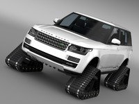 range rover supercharged max