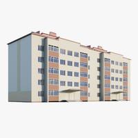 5-Storey Residential Building