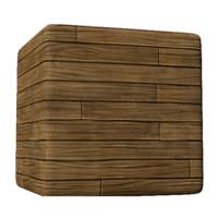 Long Wood Floorboards