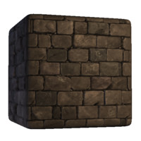 Lumpy Zeval Bricks