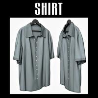 3d model of shirt hanger