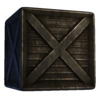 Metal Crate X Corrugated