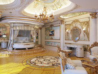 max bedroom interior