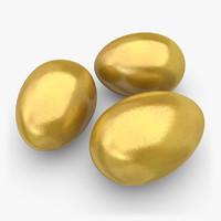 realistic eggs gold 3ds