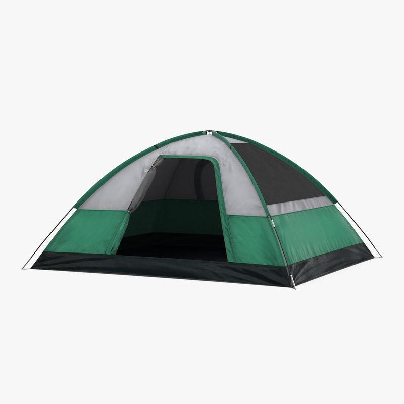 Dome Tent 3d model 01.jpg