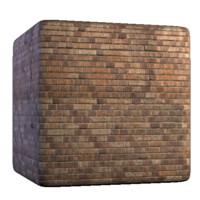 X Pattern Brick