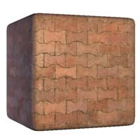 Bow-Tie Bricks