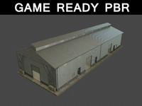 3d model armory storage 02