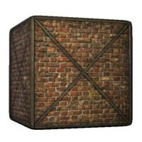 Brick With Steel Beams