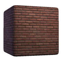 Brown Clean brick