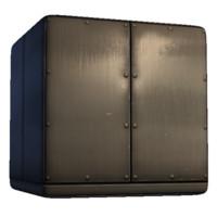 Brushed Metal Panel