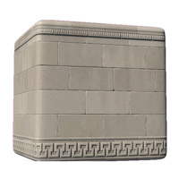 Capital Brick Edge Detail