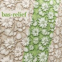 3d bas-relief bas relief model