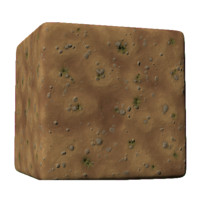 Rocky Scrub Grass