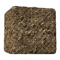 Roman Brick Cobblestone
