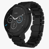 3d model moto 360 2nd gen
