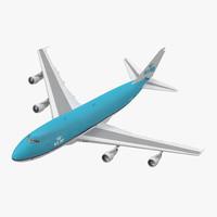 max boeing 747 100b klm