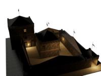 small castle x