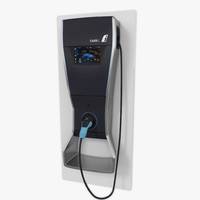 BMW i Wallbox Pro Charger