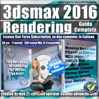 Corso 3ds max 2016 Rendering Guida Completa Subscription 2 Computer