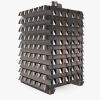 max metal aluminium blocks