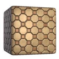 Octagon Concrete Bricks