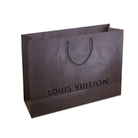 designer shopping bag louis vuitton 3d obj