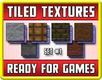 Tiled Textures Set 1