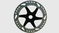 brake disc dxf