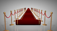 red carpet 3d 3ds