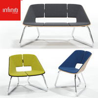 infiniti hug sledge chairs max