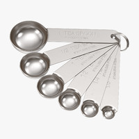 stainless steel measuring spoons max