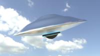 ufo images desktop 3d blend