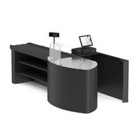 supermarket cashier desk max