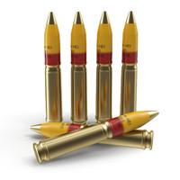 3d 30x113 bullet model