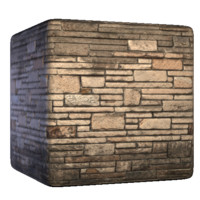Dirty Rectangular Brick