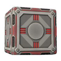 Sci Fi Storage Container