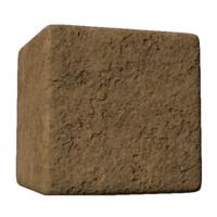 Egyptian Wall Base Rough
