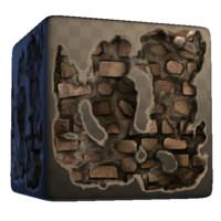 Exposed Brick Decal