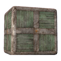 Fantasy Dwarf Tile (Dirty)